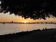 Sunset over Sarasota Bay
