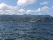 Islets in Lake Arenal