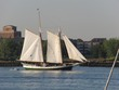 Schooner on the Harbor