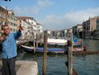 Alessandro by the Grand Canal