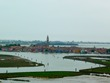 Burano from Torcello campanile