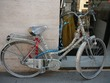 Mosaic bike in Ravenna