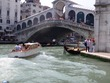 Our first view of Rialto Bridge