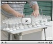 Glass Harmonica Player (video)